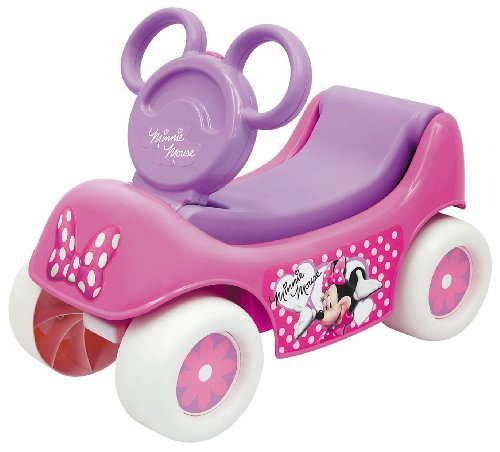Disney Minnie Mouse Happy Hauler Ride On front-89796