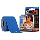 Kt Tape Elastic Sports Tape Original,Pre-Cut,20 Strip,Ctn,Black
