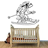Decal Style Pluto Wall Sticker Small Size-16*12 Inch