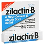 Zilactin-B Long Lasting Mouth Sore Ge...