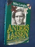 Anders Lassen, V.C., M.C., of the S.A.S. (0450424928) by Langley, Mike