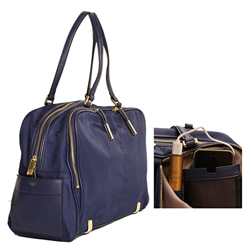tutilo-tech-double-agent-travel-duffel-designer-handbag-with-built-in-battery-charger-blue