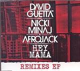 Hey Mama (Feat. Nicki Minaj & Afrojack)(Remixes Ep)
