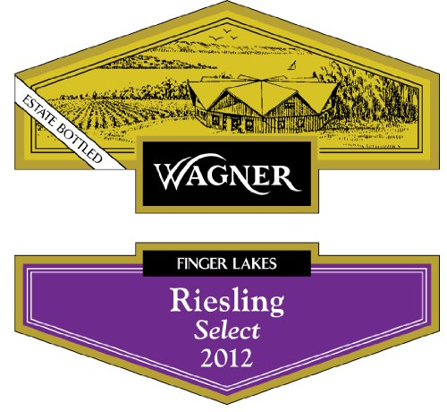 2012 Wagner Vineyards Select Riesling 750 Ml