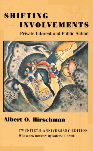 Shifting Involvements: Private Interest and Public Action...