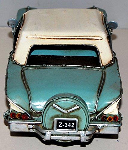Vintage Car Chevy Impala light sheet metal Tin Vintage Blechauto Blechmodell Model Car approx. 32 CM 37871)
