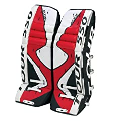 Buy Tour Hockey Adult Tour 550 Leg Pads, Size 30 by Tour Hockey