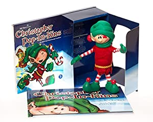 Pop In Kins Elf Pop-In-Kins Christopher Bookset