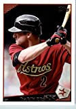2009 Topps Team Edition Houston Astros Baseball Card # HOU12 Darin Erstad Mint Condition - Shipped In Protective ScrewDown Display Case!
