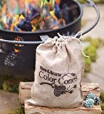 Color-Changing Fireplace Color Cones - 2 lb. Refill Bag