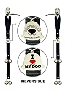 Potty Bells Housetraining Dog Doorbells for Potty Training and Housebreaking Your Doggy. 1.4 Inch Dog Bell with Doggie Doorbell Instructional Guide to Easily Train Your Pet