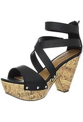 Michael Antonio Women's Globe2 Wedge Sandal