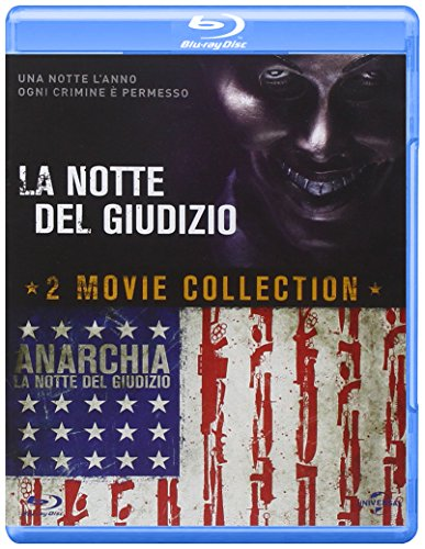 Anarchia - La notte del giudizio collection [Blu-ray] [IT Import]