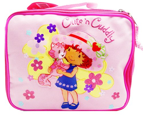 Strawberry Shortcake Lunch Bag/box, Strawberry Shortcake Backpack Also Available! Picture