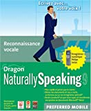 Dragon NaturallySpeaking Preferred 9: French with Recorder (PC)