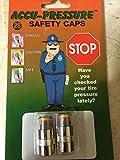Accu-Pressure Safety Caps 28 PSI (Set of 2)