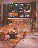img - for Managing Front Office Operations By Kasavana & Brooks (7th, Seventh Edition) book / textbook / text book
