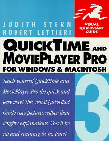 Quicktime and Movieplayer Pro 3: For Windows and Macintosh