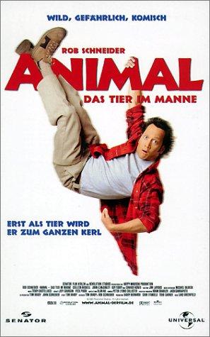 Animal - Das Tier im Manne [VHS]