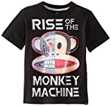 Paul Frank Boys 2-7 Monkey Machine Tee
