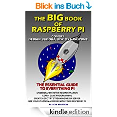 The BIG book of Raspberry Pi