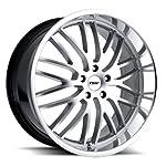 TSW Alloy Wheels Snetterton Hyper Silver Wheel (18×8″/5×114.3mm)