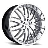 TSW Snetterton Hyper Silver (20x8.5) +40 (5x114.3)