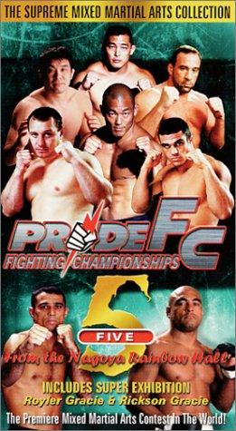 Pride 5 [VHS] [Import]