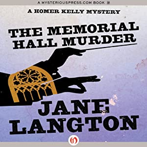 The Memorial Hall Murder | [Jane Langton]