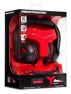 Thrustmaster - Y250C - Micro-casque Gaming Stéréo - Noir