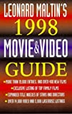 Leonard Maltins Movie and Video Guide 1998 (0140269126) by LEONARD MALTIN
