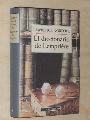 El Diccionario De Lempriere