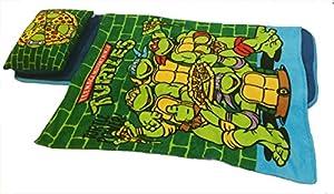 Amazon Com Teenage Mutant Ninja Turtles Memory Foam Nap