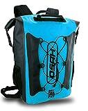 CYCLINGNET 防水(IPX6)パック DRY PAK バックパック サイクリング・ツーリング・スキー・カヤック・ハイキング用 (B14406-BLUE)