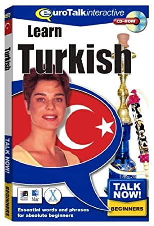 Talk Now! Learn Turkish: Essential Words and Phrases for Absolute Beginners (Mac/PC CD)