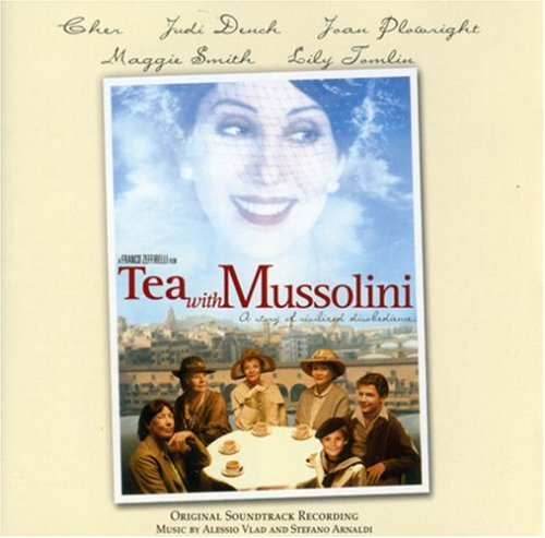 Tea With Mussolini (1999 Film)