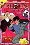 img - for Jackie Chan #8: The Power of the Rat (Jackie Chan Adventures) by Stine, Megan (2002) Paperback book / textbook / text book