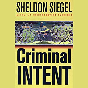 Criminal Intent | [Sheldon Siegel]