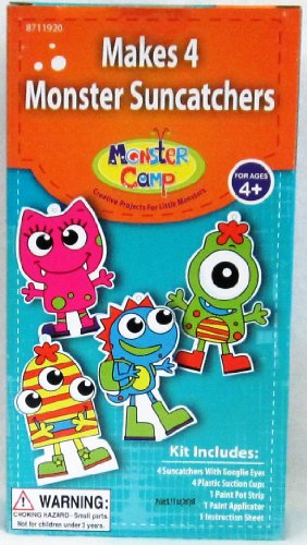 Monster Suncatcher Group Pack - 1