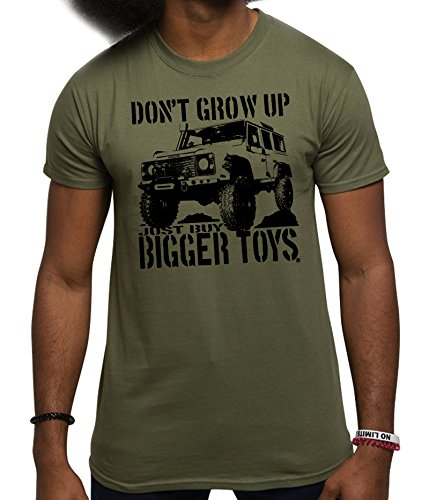 mens-4x4-t-shirt-buy-bigger-toys-4wd-4x4-off-road-t-shirts-military-green-xl