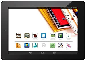 Odys Study Tab 20,3 cm (8 Zoll) Tablet-PC (Rockchip 1.6 GHz Dual Core, 1GB RAM, 8GB HDD, Android 4.2.x, HD Panel (1024 x 768), Bluetooth, OTA Support, vorinst. Lernapps u. Anwendungen)