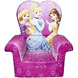 Marshmallow Furniture Disney Princess High Back Chair