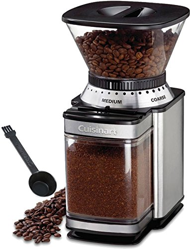 Paksh-Cuisinart-DBM-8-Supreme-Automatic-Burr-Mill-Coffee-Grinder-Durable-Brushed-Stainless-Steel