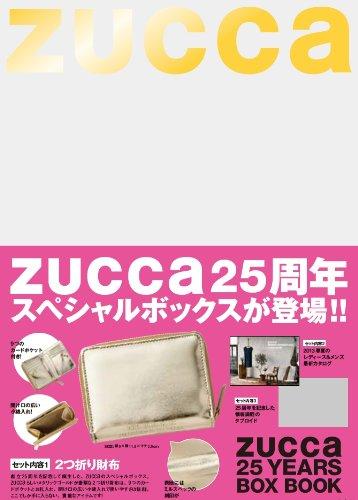 ZUCCa 25 YEARS BOX BOOK (宝島社ブランドムック)