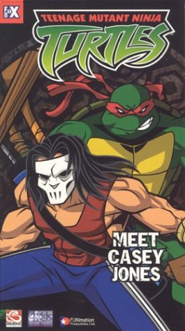 Teenage Mutant Ninja Turtles - Meet Casey Jones [VHS]