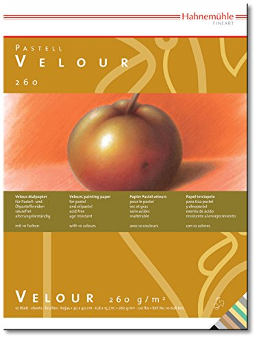 hahnemuhle-velour-260-gsm-pad-30-x-40cm-mixed-colours