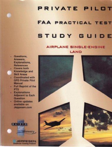 Private Pilot FAA Practical Test Study Guide (Sandersen...