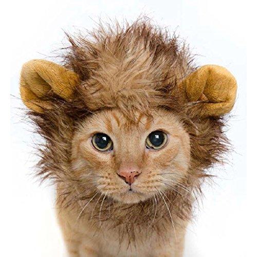edealing-tm-haustier-hund-katze-lustige-emulation-lion-haar-mane-ohren-kopf-cap-herbst-winter-dress-