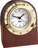 Weems & Plath Porthole Collection Desk Clock
