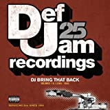 Def Jam 25: DJ Bring That Back, Vol. 1 & 2 [4 LP Set] [Vinyl]